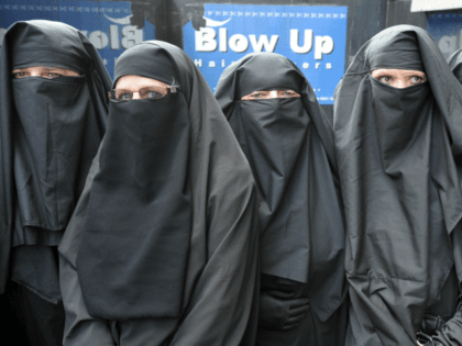 Whoops! MSM Data Poll Finds Public Back Boris: Burqa Comments Not Racist, Garb Should Be Banned