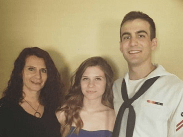 Navy sailor and his pregnant wife are shot in 'gang initiation' after being lured to an ambush on OfferUp app