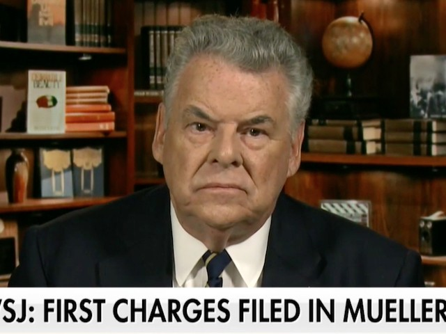 GOP Rep Peter King: Bannon 'Looks Like Some Disheveled Drunk That Wandered Onto the Political Stage'