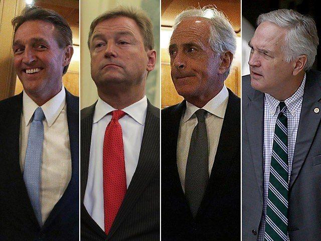 republican-senators-Alex Wong, Win McNamee : Getty