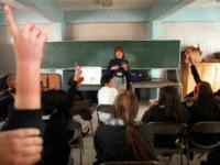 schoolroom class