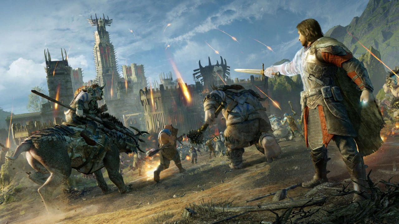 Middle-Earth: Shadow of War' Review: Lord of the Rings