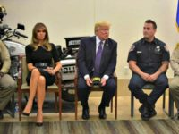 the Trumps in Vegas MANDEL NGANAFPGetty Images
