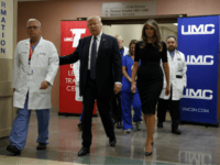 trump vegas hospital