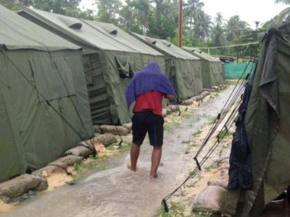 Australia sends asylum-seekers who try to enter the country by boat to processing facilities on Nauru and on Papua New Guinea's Manus Island, but conditions in the camps have been widely criticised