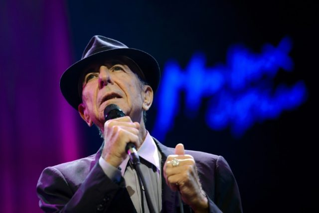 """The Flame"" will include Leonard Cohen's unpublished poems as well as his prose pieces and illustrations and lyrics to his three final albums"