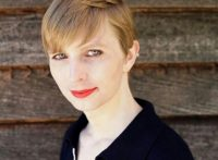 "Former soldier Chelsea Manning told an audience at The New Yorker Festival ""things are really scary right now"""