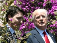 Canadian Prime Minister Justin Trudeau will meet US President Donald Trump at the White House on October 11, 2017, with negotiations on the NAFTA underway nearby in the Washington suburb of Arlington, Virginia