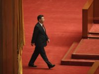 China is due to release quarterly economic growth data Thursday, a day after the Communist Party kicks off a meeting that will see President Xi Jinping handed a second five-year term