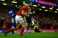 Wales' wing George North capped 69 times, has become increasingly prone to injuries with the latest coming after he insisted on playing on after receiving treatment following a crashing tackle