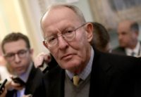 Republican Senator Lamar Alexander helped strike a bipartisan deal that would fund for two years federal reimbursements to insurance companies that are vital to sustain the Affordable Care Act