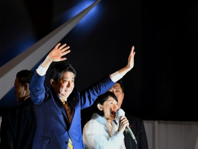 Shinzo Abe is now on course to become Japan's longest-serving leader