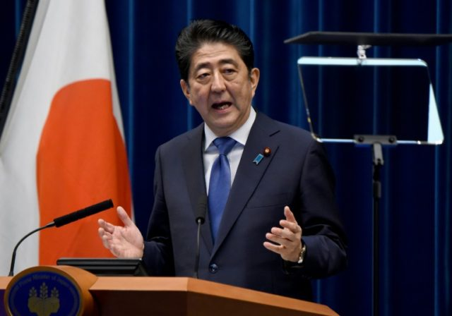 Shinzo Abe has cozied up to Donald Trump and Vladimir Putin