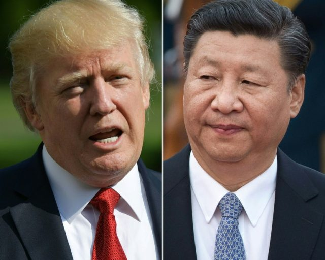 US President Donald Trump speaks by telephone with Chinese leader Xi Jinping, who used a landmark Communist Party Congress to consolidate his hold on power