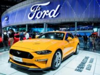 Car giant Ford said net income for the quarter ending September 30 was $1.6 billion, up 63.4 percent from the year-ago period