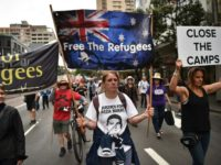 Asylum seekers in Papua New Guinea's Manus Island camp are barred from settling in Australia even if they are found to be genuine refugees