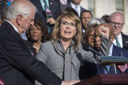 Gabby Giffords, John Lewis, Mike Thompson