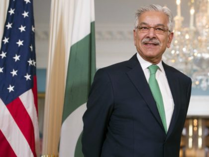 Rex Tillerson, Khawaja Asif