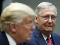 Surabian: Mitch McConnell's Senate Is 'Where the Trump Agenda Goes to Die'