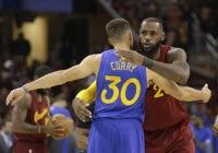 LeBron James, Stephen Curry
