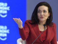 Facebook COO Sheryl Sandberg Calls NYT Report 'Simply Untrue'