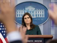 Sarah Sanders Torches Media over Immigration Photo Hoax