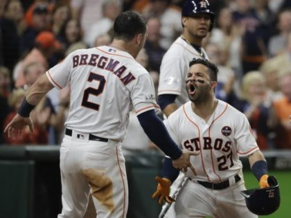 Amid NFL Excuses, TV Viewership Improves 95% for Astros-Yankees over Last Season's ALCS