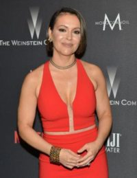 Alyssa Milano starts #MeToo for victims of sexual assault to share their story