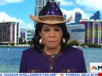 Rep Frederica Wilson: John Kelly 'Was a Puppet of the President,' He 'Owes Me an Apology'