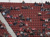 AP 49er Empty Seats
