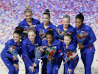 Gabby Douglas Suggests Women Should 'Dress Modestly' to Avoid Enticing the 'Wrong Crowd,' Gets Ripped on Social Media