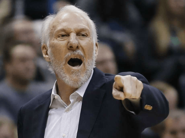 Popovich: 'We Live in a Racist Country' - Breitbart