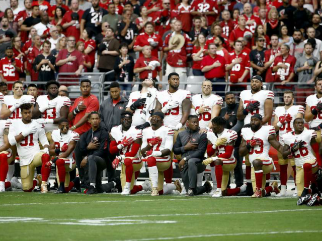 National Football League owners say they might change anthem policy if protests persist