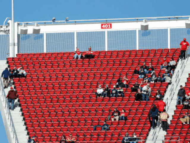 150fe6d2 NFL Week 11: Fans Finding Other Things to Do, Empty Seats Fill ...