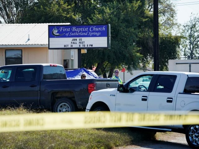 Sutherland Church Shooting