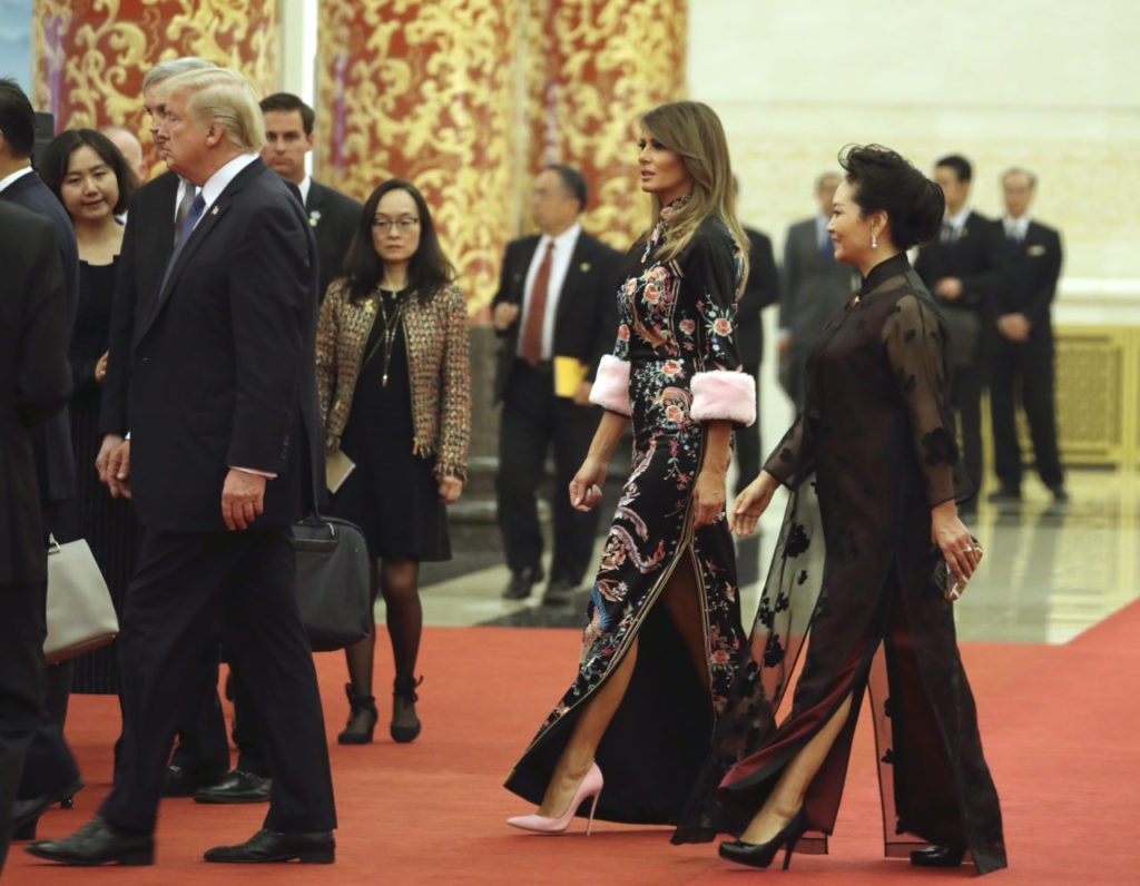 сhina the first lady 2017 зурган илэрцүүд
