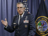 Stratcom Commander Ignites Controversy After Saying He Would Not Execute 'Illegal' Nuke Order