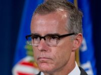McCabe: FBI Was 'Overconfident' with Comey Presser on Hillary's Emails – Our Actions Impacted the Election