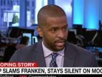 CNN's Sellers: 'White Evangelical Men' Still Supporting Trump Exposing the 'Cowardice of Our Country'