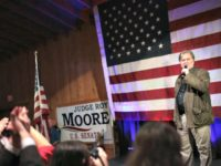 Bannon Stands up for Moore