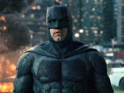 Ben Affleck in Justice League (2017)