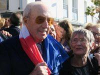 Holocaust survivor Bernard Darty