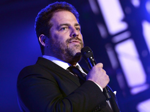 Beverly Hills Hotel 100th Anniversary Weekend - Brett Ratner Hosts Intimate Cocktail And Dinner Featuring Mary J. Blige BEVERLY HILLS, CA - JUNE 16: Host Brett Ratner speaks onstage the 100th anniversary celebration of the Beverly Hills Hotel & Bungalows supporting the Motion Picture & Television Fund and the American …