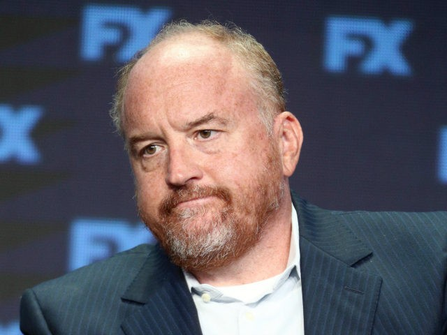 Co-creator/Executive Producer/Writer Louis C.K. of 'Better Things' speaks onstage during the FX portion of the 2017 Summer Television Critics Association Press Tour at The Beverly Hilton Hotel on August 9, 2017 in Beverly Hills, California. (Photo by Frederick M. Brown/Getty Images)