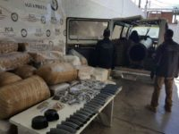 photo image Sinaloa Cartel Uses Cannon to Launch Drugs over Border Fence