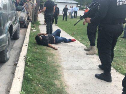 Ciudad Victoria Shooting