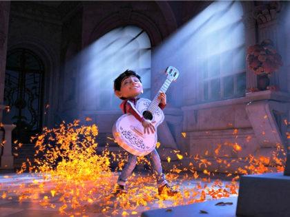 Anthony Gonzalez in Coco (Disney/Pixar, 2017)