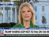 WH's Conway on AL Dem Senate Hopeful Doug Jones: 'Nobody Ever Says His Name and Pretends He Is a Conservative Democrat — He Is Not'