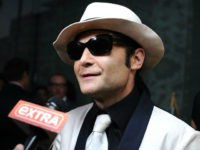 Corey Feldman attends the Ovation TV premiere screening of 'Art Breakers' on October 1, 2015 in Los Angeles, California. (Photo by Araya Diaz/Getty Images for Ovation)