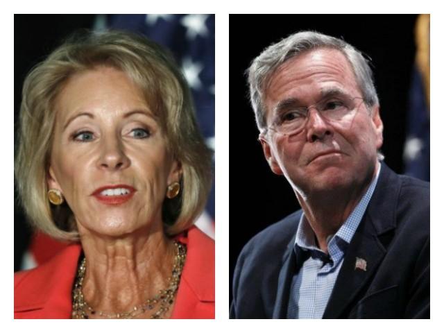 Education Secretary Betsy DeVos to Address Jeb Bush's Foundation Summit